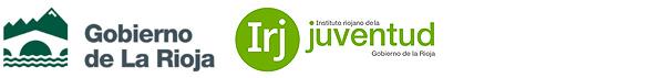Logo Gobierno La Rioja - IRJ